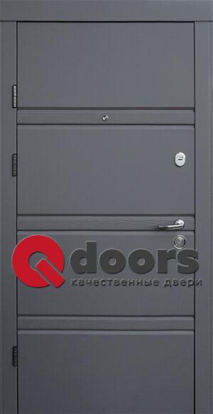 Двери Грация (входные квартира)