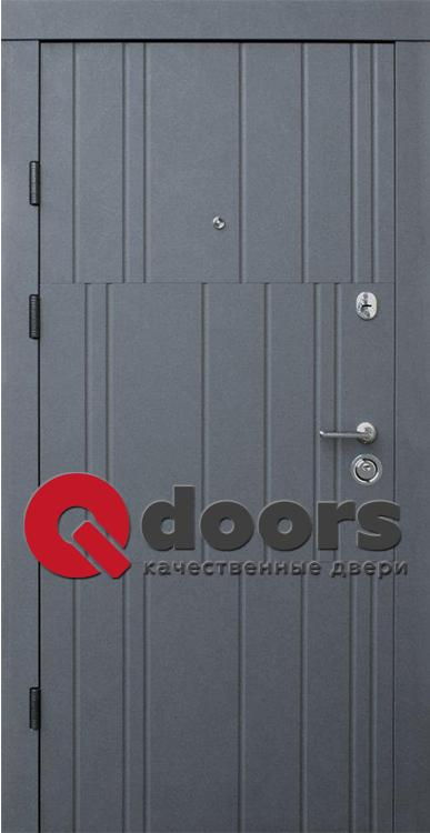 Двери АРТ 850*2050 (входные квартира) 5