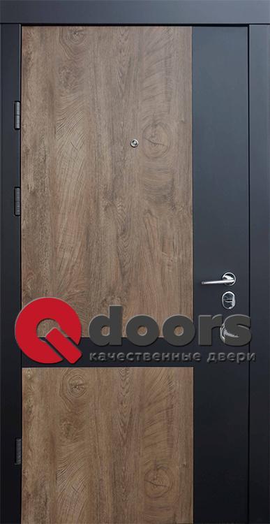 Двери Франк-М (входные квартира) 5