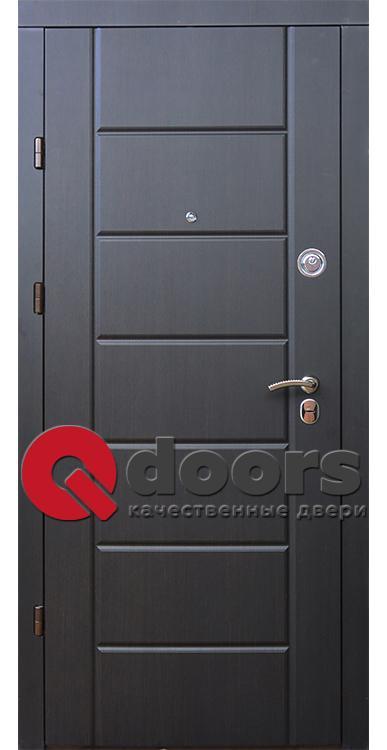 Двери Канзас (входные квартира) 5