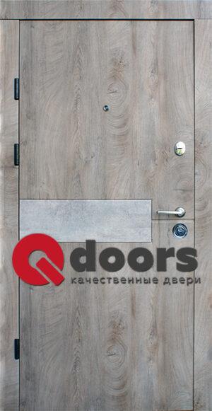 Двери Сиена 850*2050 (входные квартира)