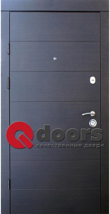 Двери Горизонталь 850*2050 (входные квартира) 5