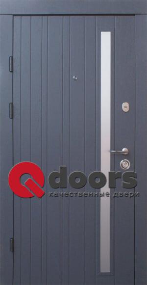 Двери Браш-AI 850*2050 (входные квартира)