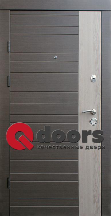 Двери Альт-М (входные квартира) 5
