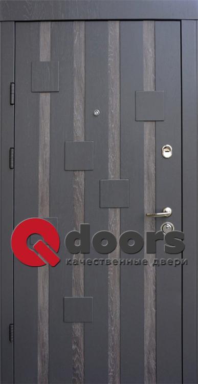 Двери Рондо (входные квартира) 5