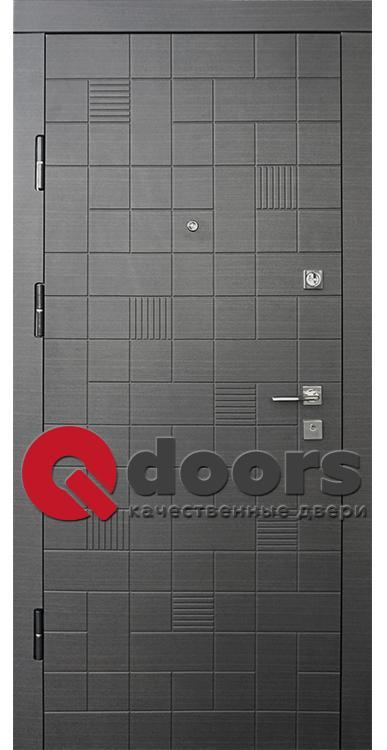 Двери Эталон Каскад (входные квартира) 5