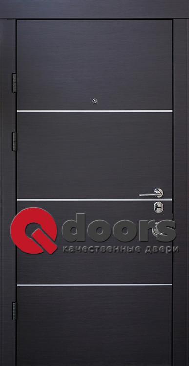 Двери Горизонт-AL (входные квартира) 5