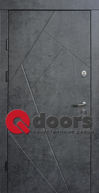 Двери Флеш (входные квартира) 5