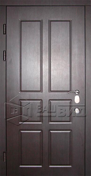 Дверь Домино (входные квартира) 5