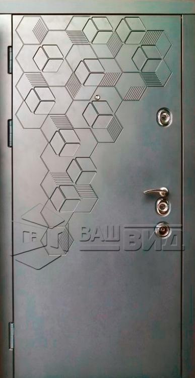 Дверь Флагман (входная улица) 5