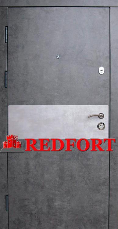 Двери Грей (входные квартира) 5