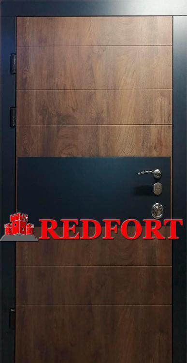 Двери Комби (входные квартира) 5