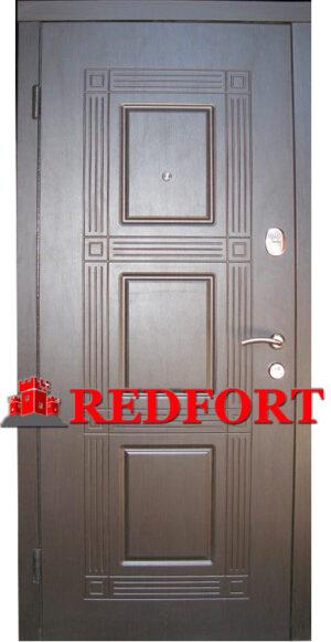 Двери Квадро (входные квартира)