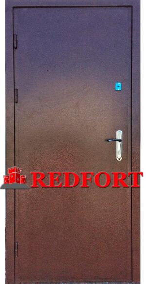 Дверь Металл – Металл с притвором (входная улица)