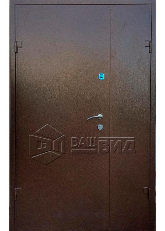 Дверь Металл - МДФ Арка (входная улица) 5