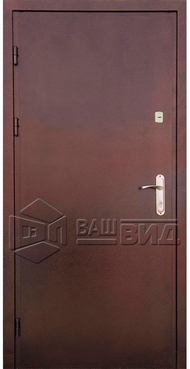 Дверь Металл - Металл с притвором (входная улица) 5