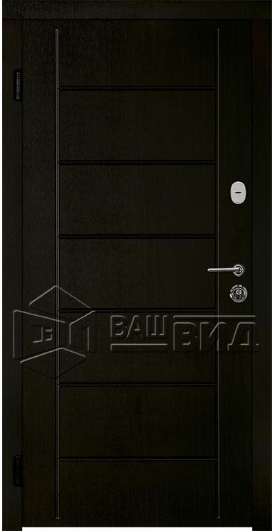 Входные двери (склад) • ВДК-686-1
