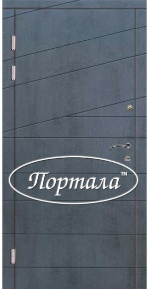 Двери Диагональ (входные квартира)