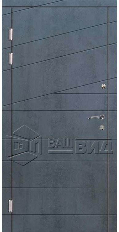 Двери Диагональ (входные квартира) 5