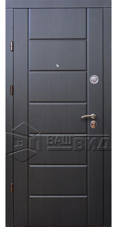 Дверь Престиж Канзас (входная улица) 5