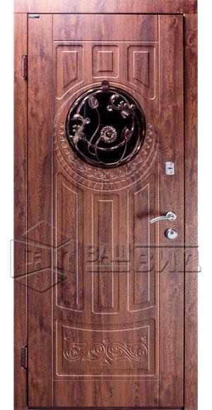 Двери Модель 5 (входная улица)