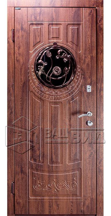 Двери Модель 5 (входная улица) 5