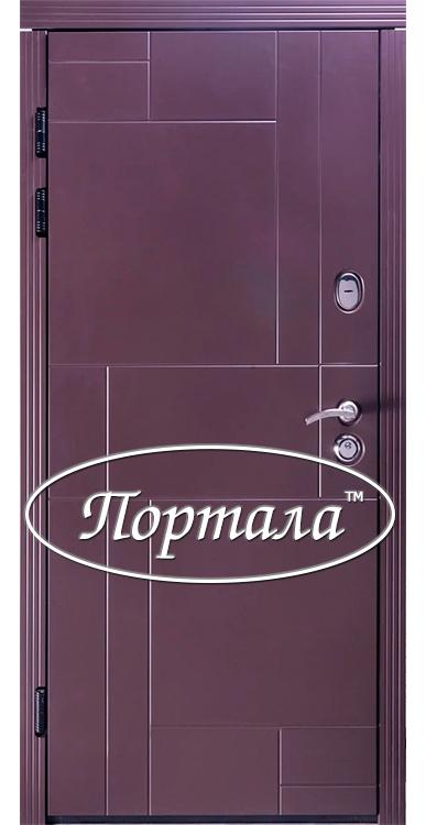 Двери Неаполь (входные улица) 5