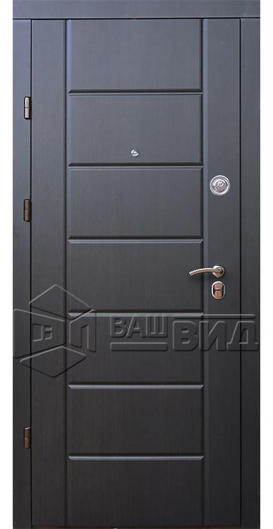 Дверь Токио люкс (входная квартира) 5