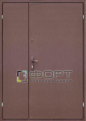 Дверь Металл-металл (входная улица)