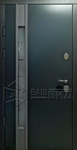Двери Авеню стеклопакет (входные улица)