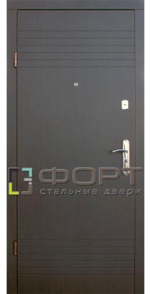 Двери Дуэт (входные квартира)
