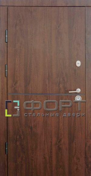 Дверь Престиж Гладь Al (входная улица)