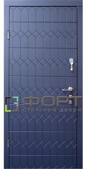 Дверь Графит (входная улица)