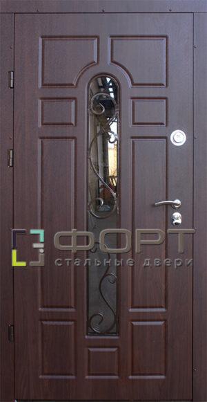 Дверь Классик (входная улица)
