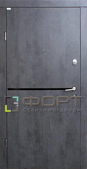 Двери Лита Black (входные квартира)