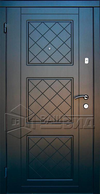 Входные двери (склад) • ВДК-538-1-1
