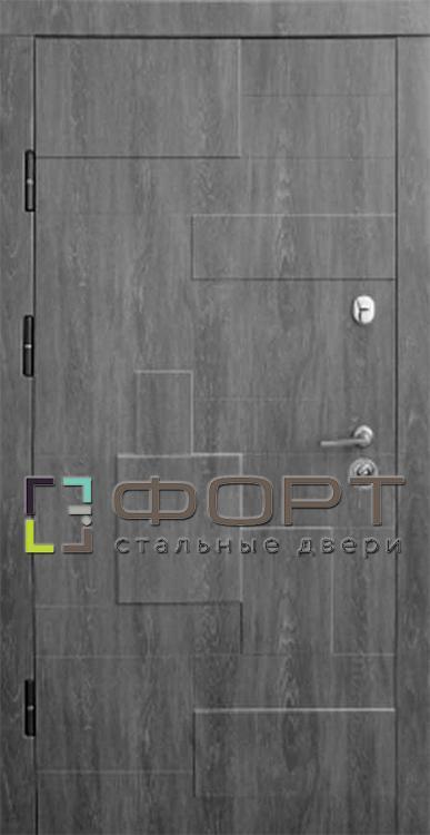 Дверь Престиж Симметрия (входная улица) 5