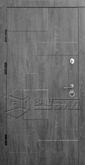 Дверь Престиж Симметрия (входная улица)