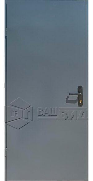 Дверь Техническая Супер Эконом 2 листа металла (входная улица)