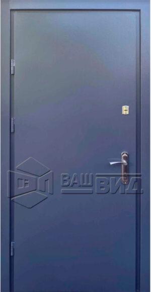 Дверь Антрацит (входная улица)