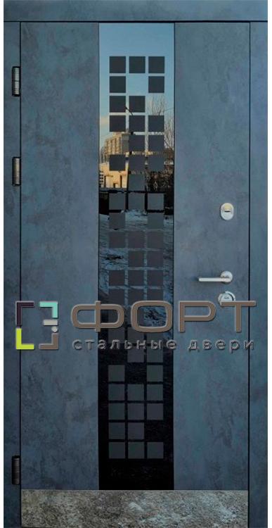 Дверь Трио Сити (входная улица) 5