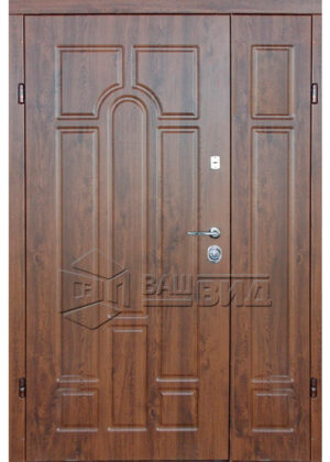 Дверь Эскада ПВХ 3 (входная улица)