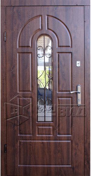 Дверь Эскада стеклопакет 3 (входная улица)