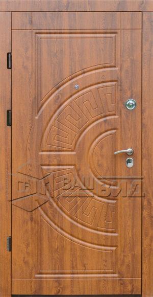 Дверь ГР 2 ПВХ (входная улица)