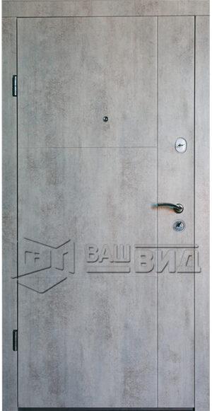 Двери Тринити (входные квартира)