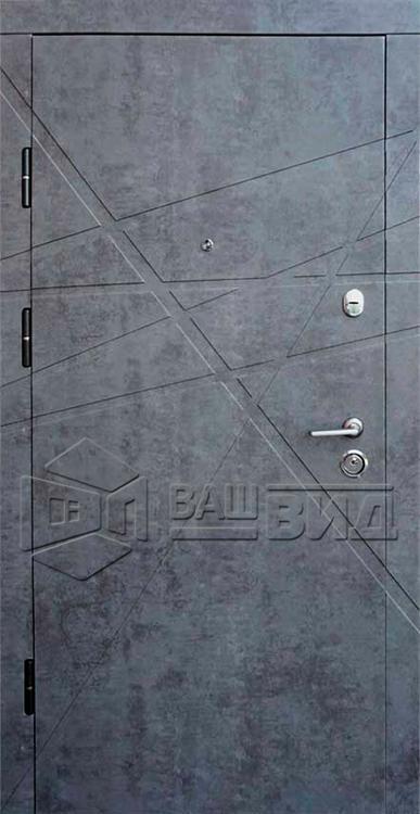 Входные двери (склад) • ВДК-741-1