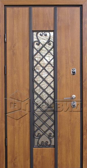 Дверь Классе (входная улица)