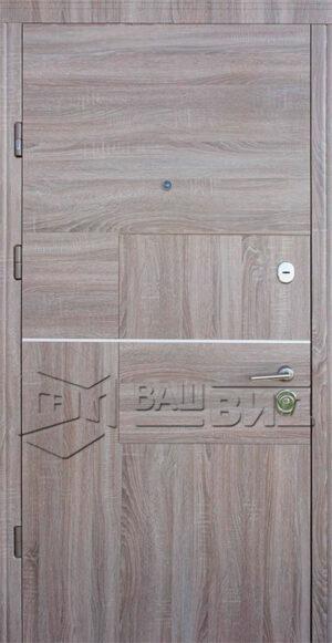 Дверь Квадро (входная квартира)