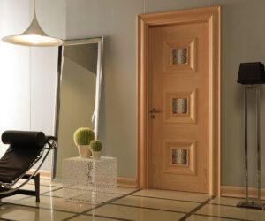 Межкомнатные двери и правила их установки