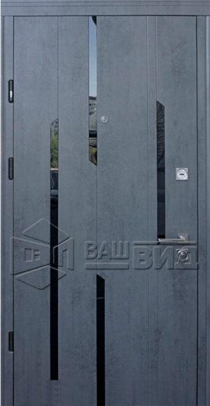 Дверь Mirage двухцветная (входная квартира)